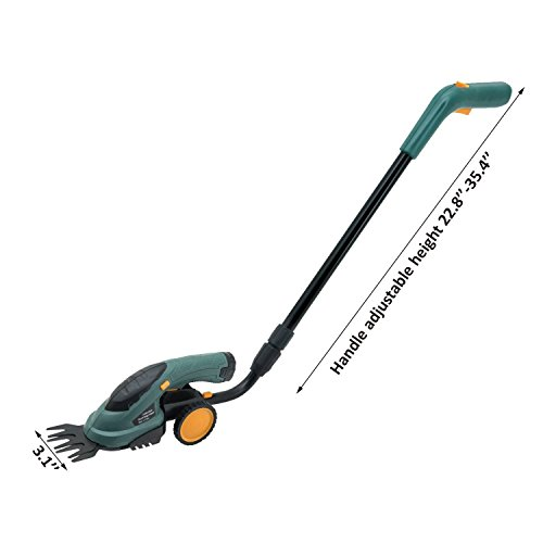 Alitop-2-in-1-Grass-Shear-Hedge-Trimmer-Electric-Cordless-36V-Yard-Lawn-Mower-0-1