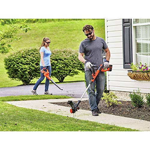 Black-Decker-LCC340CR-40V-MAX-Hedge-Trimmer-Certified-Refurbished-0-0