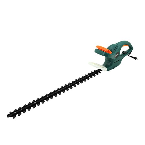 DOEWORKS-45AMP-Corded-Electric-Hedge-Trimmer-with-25-Dual-Steel-Blade-0