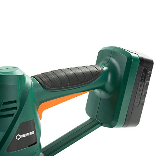 DOEWORKS-Cordless-Battery-Powered-Hedge-TrimmerBattery-Charge-Included-0-1