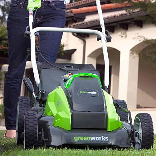 GreenWorks-1300302-G-MAX-40V-19-Lawn-Mower-and-Blower-Combo-Lawn-Kit-0-2