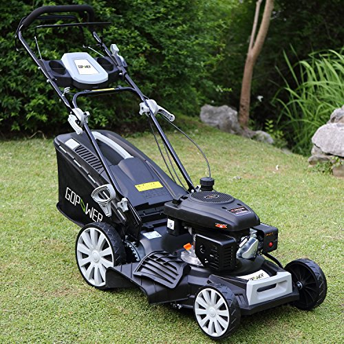 I-Choice-3-in-1-Gasoline-Self-Propelled-Lawnmower-High-Rear-Wheel-Drive-Push-Mower-with-OHV-Engine-Deck-Recoil-Start-System-Side-Discharge-Mulching-Rear-Bag-0-1