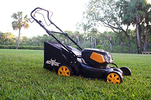 MOWOX-MNA19221-40V-Battery-Powered-Self-Propelled-Lawn-Mower-with-18-Steel-Deck-Battery-and-Charger-Included-0-0