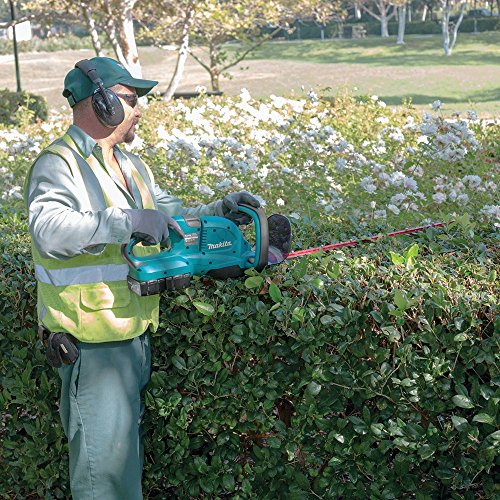 Makita-XHU04PT-18V-X2-36V-LXT-Lithium-Ion-Cordless-25-12-Hedge-Trimmer-Kit-50Ah-0-0