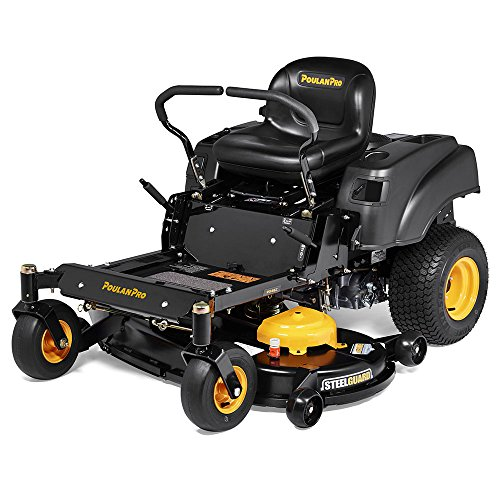 Poulan-Pro-46-in-22-HP-Briggs-Stratton-V-Twin-Gas-Zero-Turn-Riding-Mower-with-Steelguard-PPX46Z-0