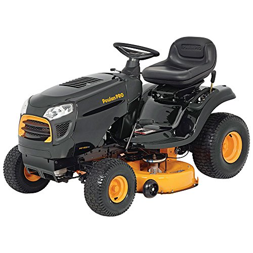 Poulan-Pro-960420182-Briggs-155-hp-Automatic-Hydrostatic-Transmission-Drive-Riding-Mower-42-0-0
