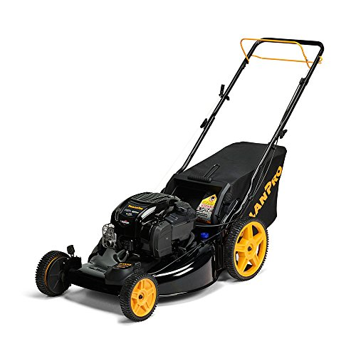 Poulan-Pro-961420141-PR675Y22RHP-Briggs-675-EXI-Side-DischargeMulchBag-3-in-1-Lawnmower-with-22-Inch-Deck-0-0
