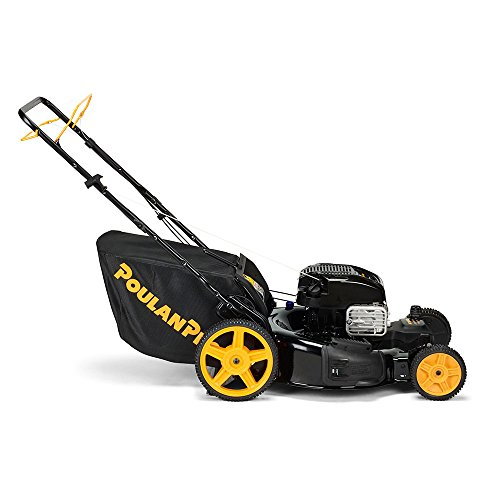 Poulan-Pro-961420141-PR675Y22RHP-Briggs-675-EXI-Side-DischargeMulchBag-3-in-1-Lawnmower-with-22-Inch-Deck-0-1