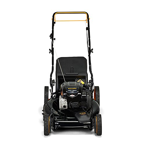Poulan-Pro-961420141-PR675Y22RHP-Briggs-675-EXI-Side-DischargeMulchBag-3-in-1-Lawnmower-with-22-Inch-Deck-0-2