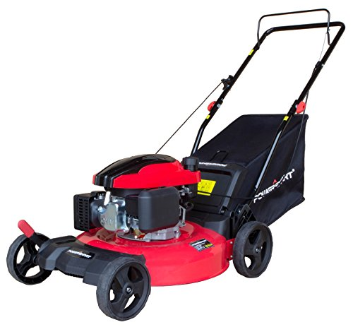 PowerSmart-DB8621P-3-in-1-159cc-Gas-Push-Mower-21-Red-Black-0-0