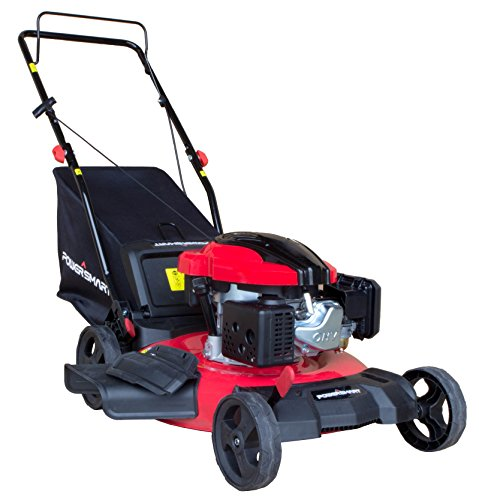 PowerSmart-DB8621P-3-in-1-159cc-Gas-Push-Mower-21-Red-Black-0