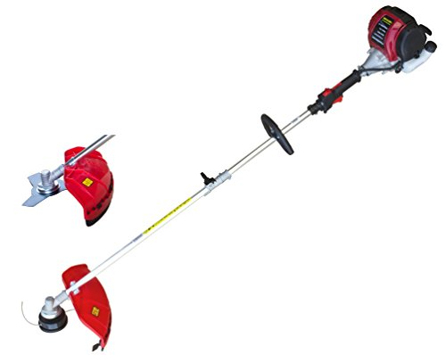 PowerSmart-PS4531-Gas-String-Strimmer-Brush-Cutter-Red-and-Black-0