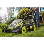 Ryobi-20-RY40190-40-Volt-Brushless-Lithium-Ion-Cordless-Battery-Self-Propelled-Lawn-Mower-with-50-Ah-Battery-and-Charger-Included-0-0