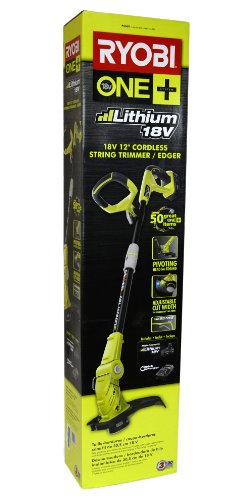 Ryobi-P2060-One-18v-Lithium-Ion-12in-String-TrimmerEdger-Kit-0
