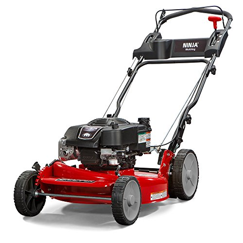 Snapper-RP2185020-7800981-NINJA-190cc-3-N-1-Rear-Wheel-Drive-Variable-Speed-Self-Propelled-Lawn-Mower-with-21-Inch-Deck-and-ReadyStart-System-Ninja-Mulching-Blade-and-7-Position-Heigh-of-Cut-0-0