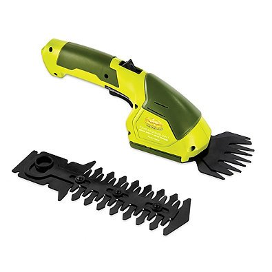 Sun-Joe-72-Volt-4-6-Inch-Cordless-Grass-Hedge-Trimmer-in-Green-0-0