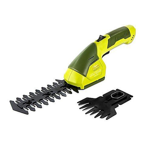 Sun-Joe-72-Volt-4-6-Inch-Cordless-Grass-Hedge-Trimmer-in-Green-0
