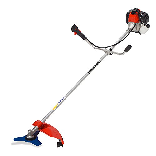 Tomahawk-Power-2-cycle-43cc-Pro-Gas-Straight-Shaft-Trimmer-and-Brush-Cutter-for-Lawn-Garden-0