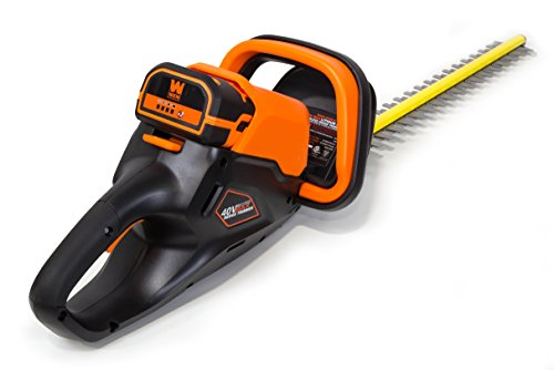 WEN-40415-40-Volt-Max-Lithium-Ion-24-in-Cordless-Hedge-Trimmer-with-2Ah-Battery-and-Charger-0-0