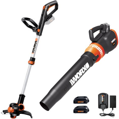 WORX-20V-GT-30-Trimmer-Turbine-Blower-Combo-Kit-0