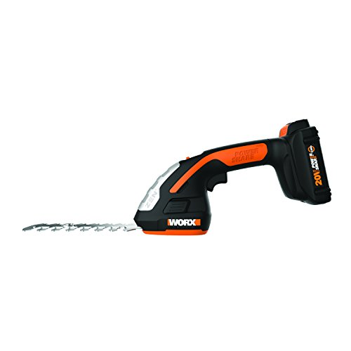 Worx-WG801-Lithium-Ion-Shear-Shrubber-Trimmer-Black-and-Orange-0-0
