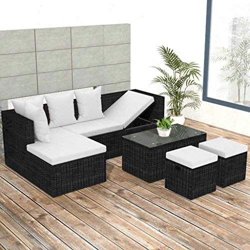 12-Pieces-Garden-Lounge-Set-Black-Poly-Rattan-Sectional-Sofa-Made-of-Weather-resistant-and-Waterproof-PE-Rattan-Garden-Corner-Sofa-0-1