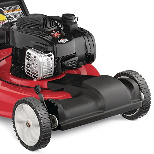 21-in-140-cc-OHV-Briggs-Stratton-Self-Propelled-Walk-Behind-Gas-Lawn-Mower-0-2