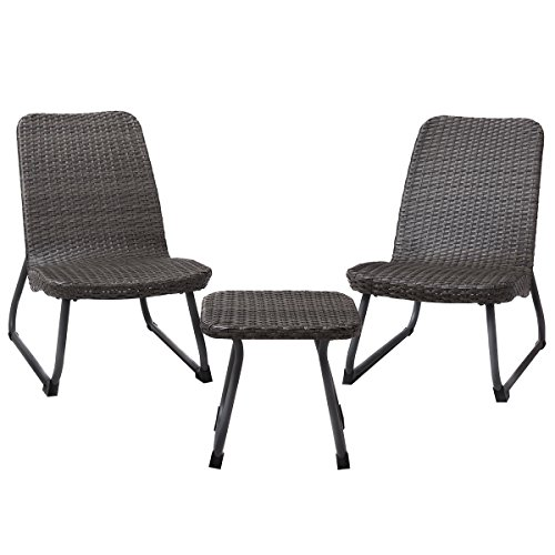 3-Pcs-Gray-Patio-Rattan-Conversation-Table-Set-w2-Chairs-0-0
