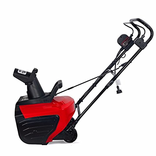 9TRADING-Home-Drive-Way-18-Inch-1600-watt-Electric-Snow-ice-Thrower-180-Adjustable-Chute-Free-Tax-Delivered-Within-10-Days-0-0