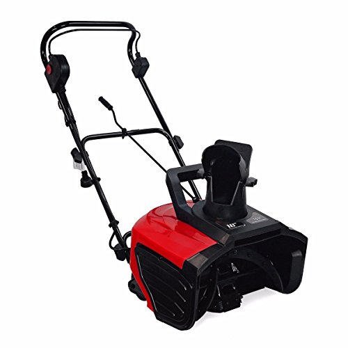 9TRADING-Home-Drive-Way-18-Inch-1600-watt-Electric-Snow-ice-Thrower-180-Adjustable-Chute-Free-Tax-Delivered-Within-10-Days-0-2