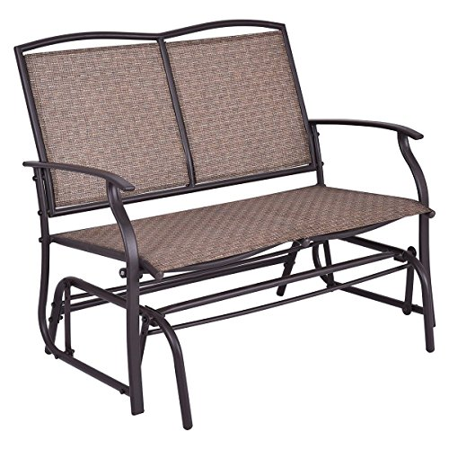 AK-Energy-2-Person-Outdoor-Patio-Swing-Glider-Loveseat-Bench-Rocking-Chair-Furniture-396Lbs-Capacity-0-1