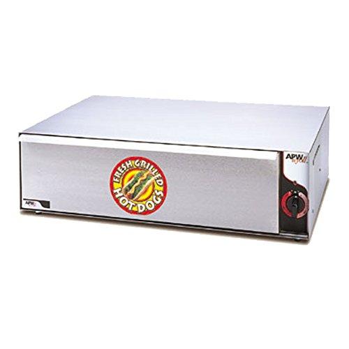 APW-Wyott-Hot-Dog-Fresh-Grilled-Bun-Warmer-10-716-x-17-1316-x-22-18-inch-1-each-0