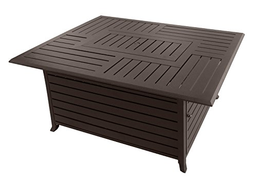 AZ-Patio-Heaters-HIL-FP-1108-Square-Slatted-Aluminum-Fire-Pit-0-0