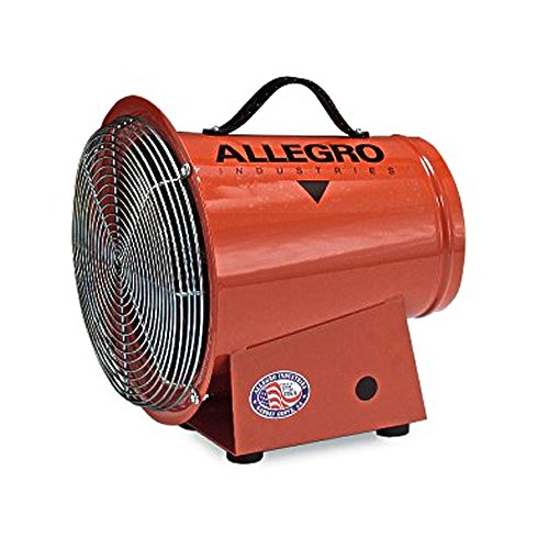 Allegro-Industries-9506-Dc-Blower-12V-Axial-Style-0