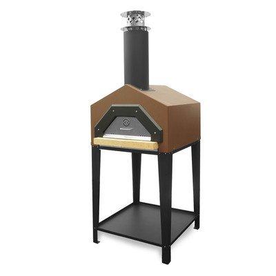 Americano-Pizza-Oven-on-Stand-Color-Terra-Cotta-0