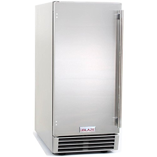 Blaze-50-Lb-15-inch-Built-in-Freestanding-Outdoor-Ice-Maker-With-Gravity-Drain-Stainless-Steel-0-1