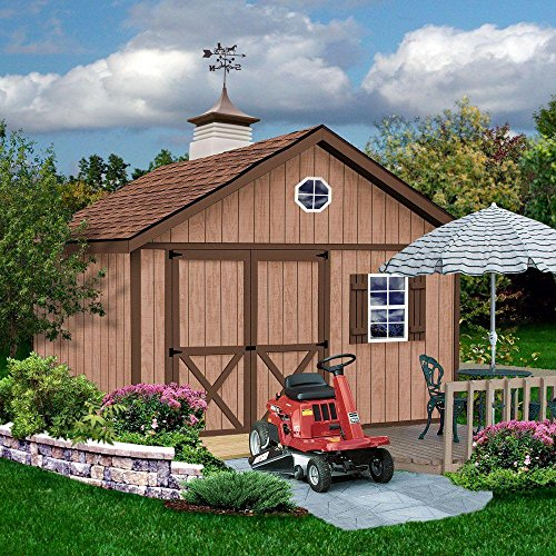 Brandon-12-ft-x-16-ft-Wood-Storage-Shed-Kit-with-Floor-including-4-x-4-Runners-0-2