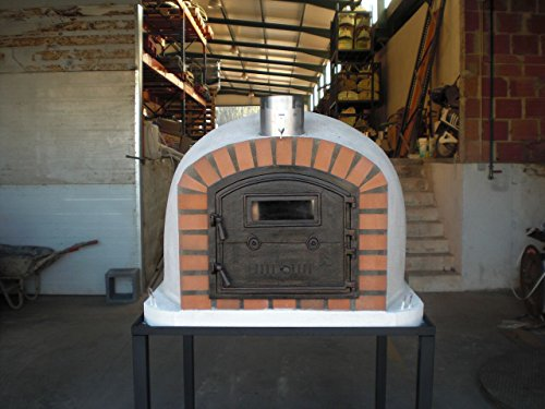 Brick-Pizza-Oven-Insulated-Wood-Fired-Handmade-in-Portugal-Brick-or-Stone-Face-Other-0-0
