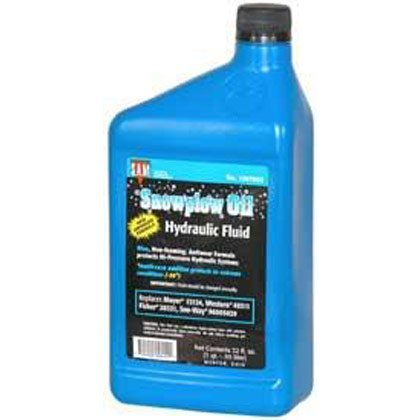 Buyers-Products-1307010-Hydraulic-Fluid-1-Case12-Qts-Replaces-Meyer-15487-0