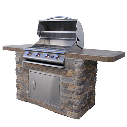 Cal-Flame-Bistro-470-A-Stucco-and-Tile-BBQ-Island-with-4-Burner-Grill-0