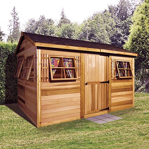 Cedar-Shed-9-x-6-ft-Beach-House-Garden-Shed-0