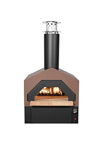Chicago-Brick-Oven-Americano-Wood-fired-Outdoor-Pizza-Oven-Countertop-Wood-Only-or-Gas-Hybrid-Terra-Cotta-or-Dark-Roast-Finish-0