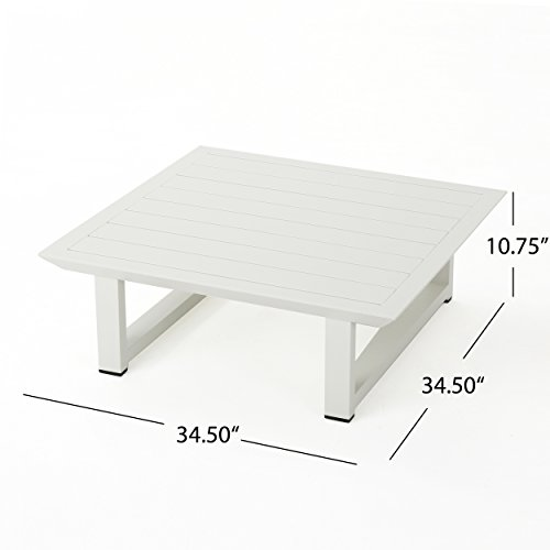 Christopher-Knight-Home-303976-Bronte-Outdoor-Rust-Proof-Aluminum-Coffee-Table-White-0-1