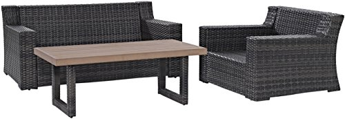 Crosley-Furniture-KO70101BR-Beaufort-3-Piece-Outdoor-Wicker-Seating-Set-with-Mist-Cushions-Brown-0-2