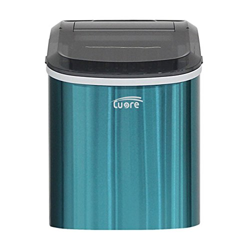 Cuore-UIM-700SS-Electric-Portable-Ice-Maker-Qiet-Fast-Hard-Ice-Stainless-Steel-220V-0-2