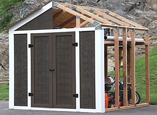 EZ-Shed-70187-Peak-Style-Instant-Framing-Kit-0-1