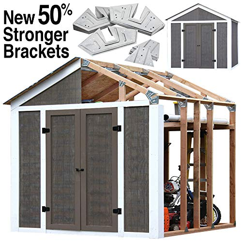 EZ-Shed-70187-Peak-Style-Instant-Framing-Kit-0