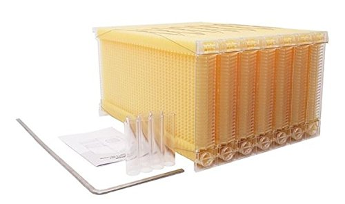 EzBee-Ultra-Simple-Beehive-Auto-Flow-Comb-Set-0