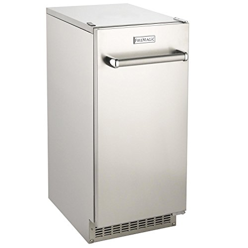 Fire-Magic-63-Lb-15-inch-Outdoor-Rated-Ice-Maker-With-Gravity-Drain-3597-0