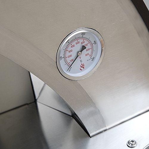 Forno-Venetzia-FVTOR200C-Torino-200-Copper-Outdoor-Pizza-Oven-0-1